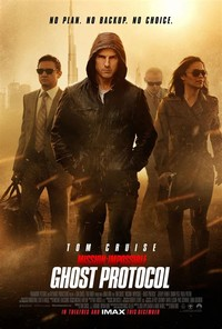 Mission: ​Impossible – Ghost Protocol​