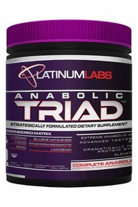 5 – Anabolic Triad by Platinum Labs