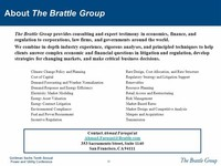 Brattle Group​