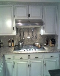Cooktops With Overhead Hood