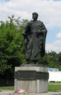 The Monument of Yaroslav The Wise
