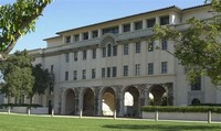 #10: California Institute of Technology (Pasadena, California) Stamps Scholarship