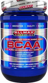 Branched Chain Amino Acids (BCAAs) AllMax Nutrition