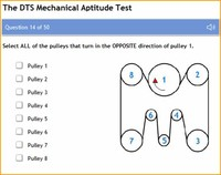 Mechanical Reasoning Ability Tests