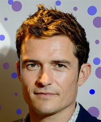 Orlando Bloom Live: People Reading Now