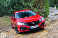 Compact: Honda Civic