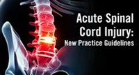 Acute Spinal Cord Injury