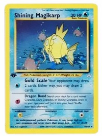 #8 Pokemon Shining Cards