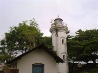Kozhikode Beach Lighthouse