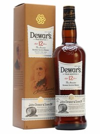 Dewars 12 Year Old The Ancestor Blend