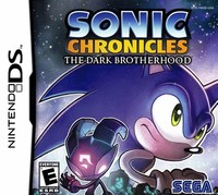 Sonic ​Chronicles: The Dark Brotherhood​