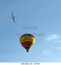 Hot air Ballooning, Flying, and Gliding