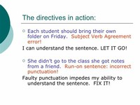 Incorrect Subject-Verb Agreement