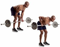 7 – Bent-Over Row