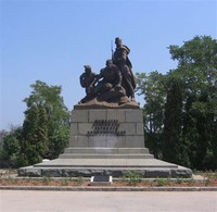 Monument to Komsomol Members