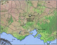 Geographical Centre of Victoria,