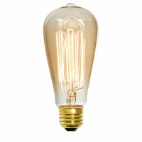 Incandescent Bulbs: