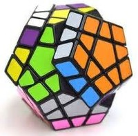 Megaminx -a Rubik's With 12 Faces
