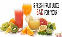Most Fruit Juices