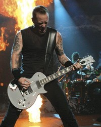 James ​Hetfield​