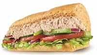 Tuna Subway
