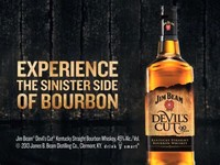 Jim Beam Devil's Cut Bourbon Whiskey 6 YO
