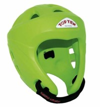 Top Ten Avantgarde Head Guard Neon
