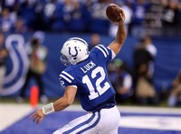 Andrew Luck- Indianapolis Colts