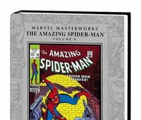 Marvel ​Masterworks Amazing Spider-Man​