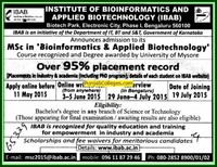Institute of ​Bioinformatics and Applied Biotechnology (IBAB)​