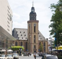 St. Catherine's Church, Frankfurt