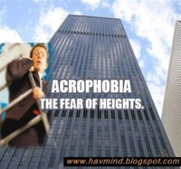 Acrophobia – The Fear of Heights