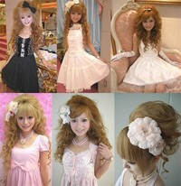 Hime Gyaru : Also Known as Hime-kei