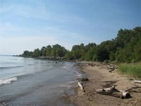 Waukegan River Beach