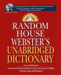 Random ​House Webster's Unabridged Dictionary​