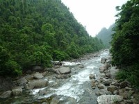 China National Reserve Hunan Mang Mountain