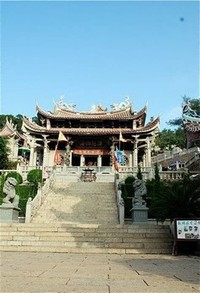 Heavenly Empress Palace-Meizhou Ancestral Temple