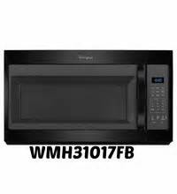 Whirlpool WMH31017FB Over-The-Range Microwave — Check Price