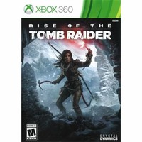 Rise of the ​Tomb Raider​