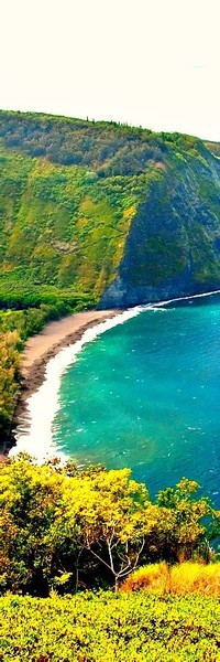Waipio Valley​