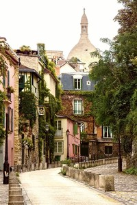 Wander the Streets of Paris, France