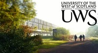 University of ​the West of Scotland​
