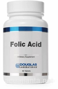 400 Micrograms (mcg) of Folic Acid