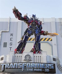 Transformers: ​The Ride 3D​