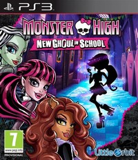 Monster High ​New Ghoul in School​