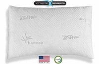 #3 Shredded Memory Foam Pillow by Xtreme Comforts