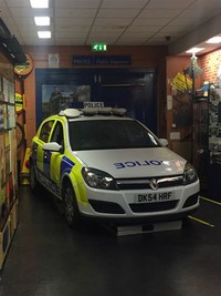 The Museum of Policing in Cheshire