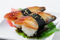Unagi (Broiled Freshwater eel With a Sweet Sauce)