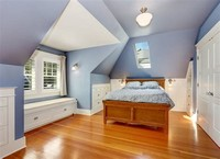 #5 Attic Bedroom Conversion