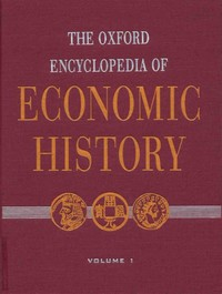 The Oxford ​Encyclopedia of Economic History​